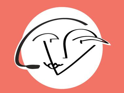 customer support customer care design art line art illustration
