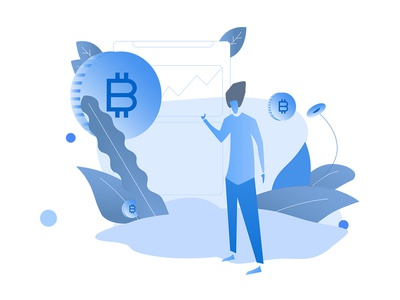 Crypto Currency Raise typography branding free app xs freebie adobe scetch illustrator gradient design dribbble behance app vector ui ux illustration currency crypto character