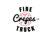 Fire Truck Crepes Logo