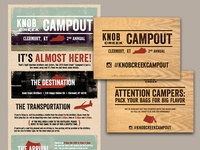 Knob Creek Campout