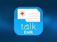 TalkEHR App Icon