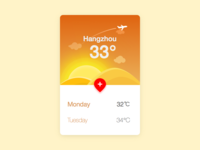Weather Ui Rebound