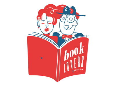 Book Lovers by doli design