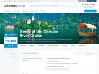 Scenic Tours Tour Page