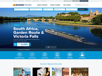 Scenic Tour Home Page