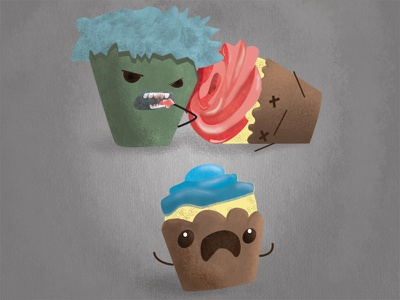 Cannibal cupcake is who K