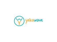 Yekowave Logo Design