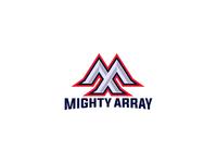 Logo design for Mighty Array
