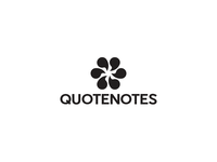 QuoteNotes Logo Design