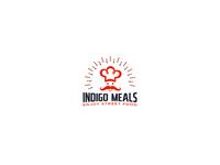 Indigo Meals Logo Design