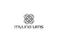 Myuna Urns Logo Design