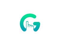 G Alphabet Logo Design