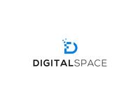 Digital Space Logo Design
