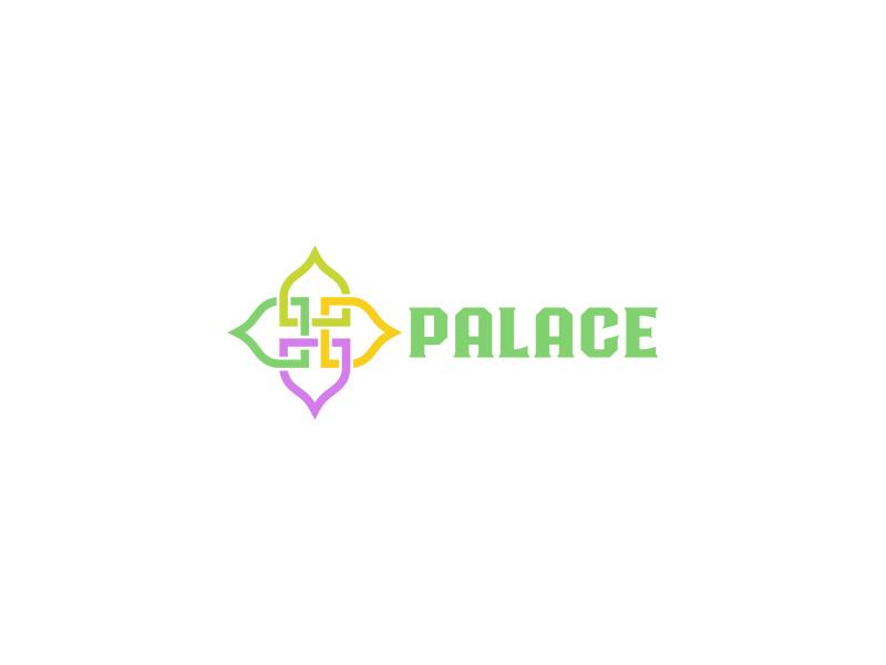 Palace Logo Design branding logo design design typography modern graphic unique designer business logopreneur logo