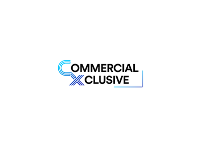 Commercial Xclusive Logo Design