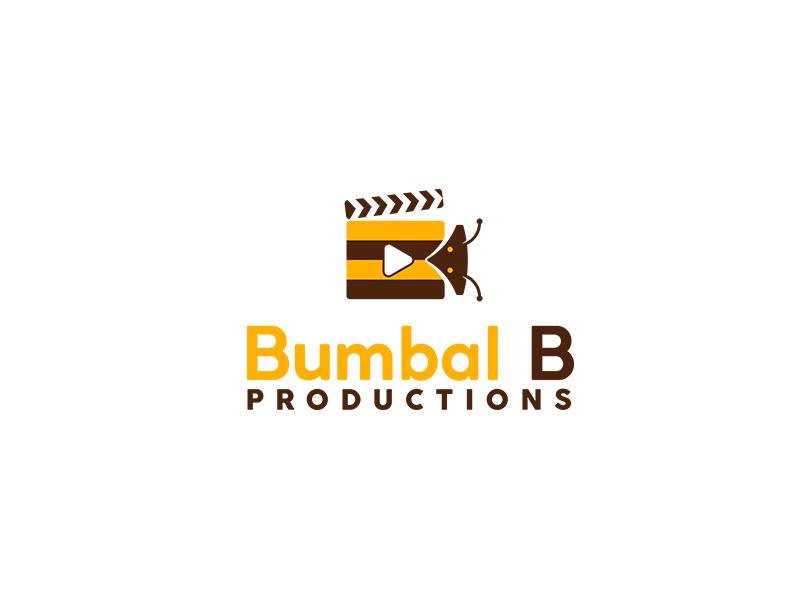 Productions Logo Design business illustration typography unique modern design designer unique logo logo design logopreneur logo