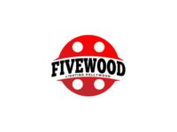 Fivewood Lighting Pollywood Logo Design
