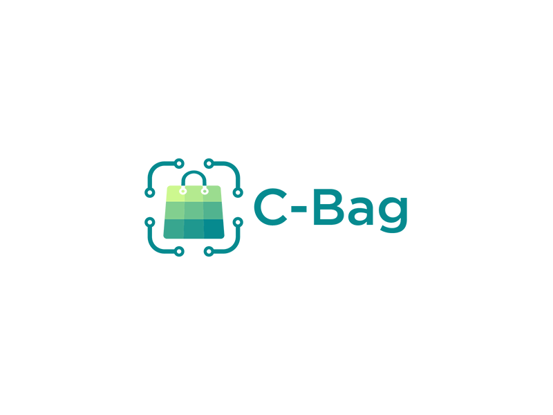 C-Bag Logo Design branding typography designer graphic modern unique logo business logo design logopreneur logo