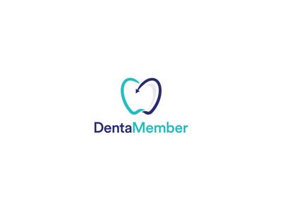 Dental Member Logo Design