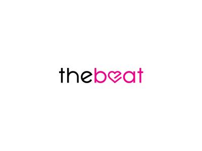 Thebeat Logo Design