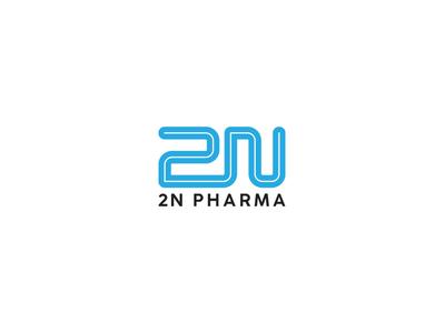 2N Pharma Logo Design