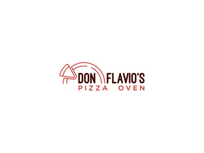 Pizza Oven Logo Design