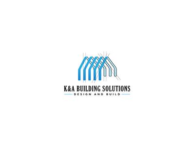 K&K Building Solutions Logo Design