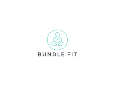 Bundle.Fit Logo Design