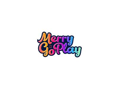 Merry Go Play Logo Design