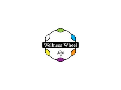 Wellness Wheel Logo Design