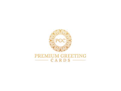 Premium Greeting Cards Logo Design