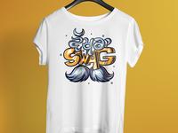 Wakhra Swag T Shirt Design