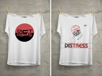 Distress T Shirt Design