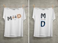 Mood T Shirt Design