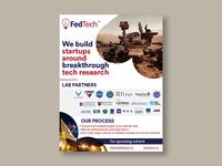 Fedtech Banner Design