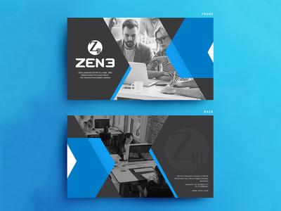 ZEN 3 Banner Design