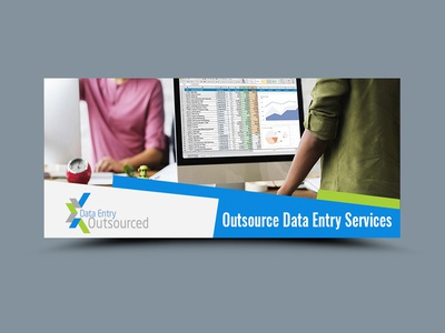 Data Entry Outsourced Banner Design