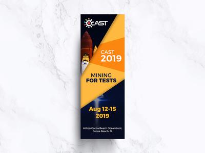 Mining For Tests Banner Design