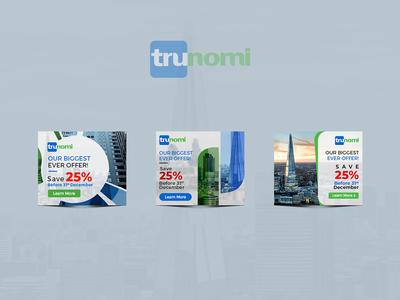 Trunomi Banner Design