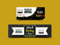 Black Friday Fun Banner Design