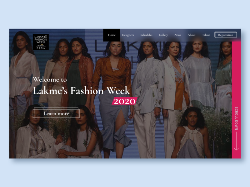 Lakme's Fashion Week
