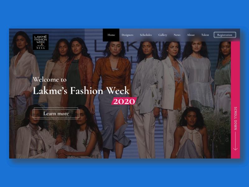 Lakme's Fashion Week