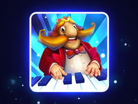 Piano Tales Icon
