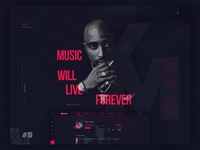 YourMusic. My New Work At Behance