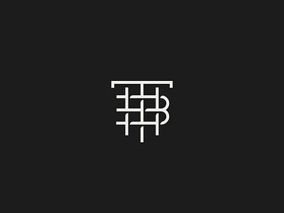 To Hell & Back Monogram identity branding brand identity identity monogram logo monogram logotype logo mark marks logo design logo graphic design design