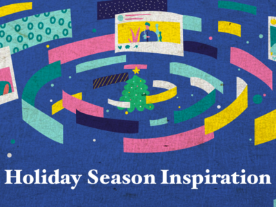 The 5 Most Creative Holiday Marketing Campaigns vector illustration blog ads studio brands design yotpo marketing social