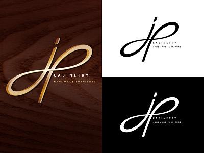 John Preston Cabinetry - Branding logo design illustration artwork design logo branding