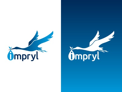 Impryl product branding graphic design logo design brand guidelines vector typography artwork design logo branding