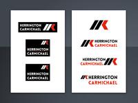 HC logo sheet - development
