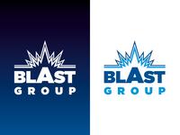Blast Group logo